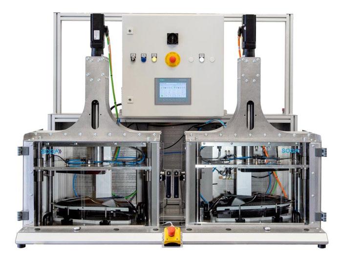 Montage- und Bearbeitungsmaschinen