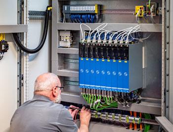 SOGA elektrischer Steuerungsbau und Schaltschrankbau
