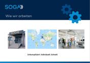 SOGA als Projekt Partner